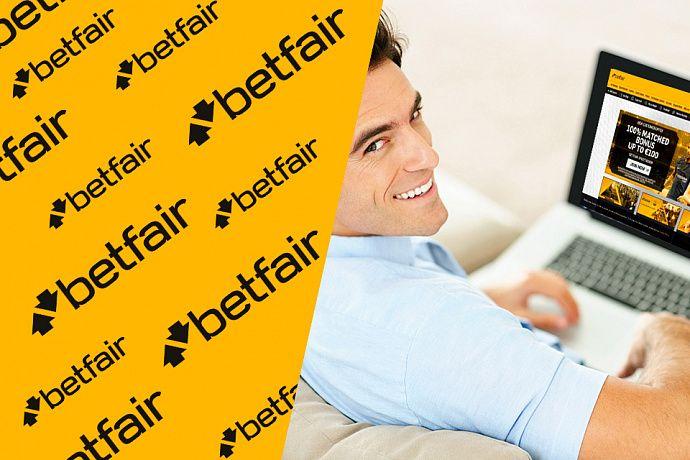 Betfair Registration