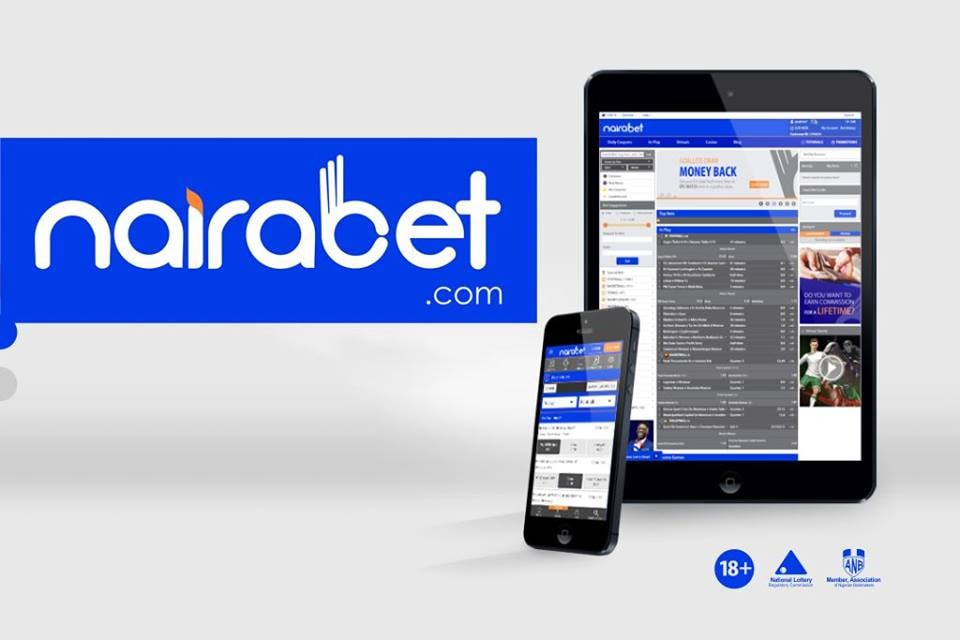 How to create Nairabet account from a mobile device