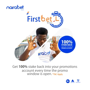 Nairabet welcome bonus