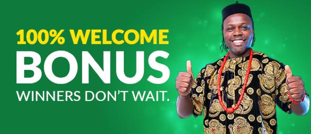 Bet9ja Nigeria bonus