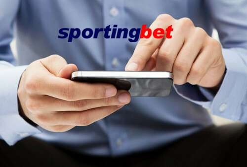 Betting at the bookmaker sportingbet