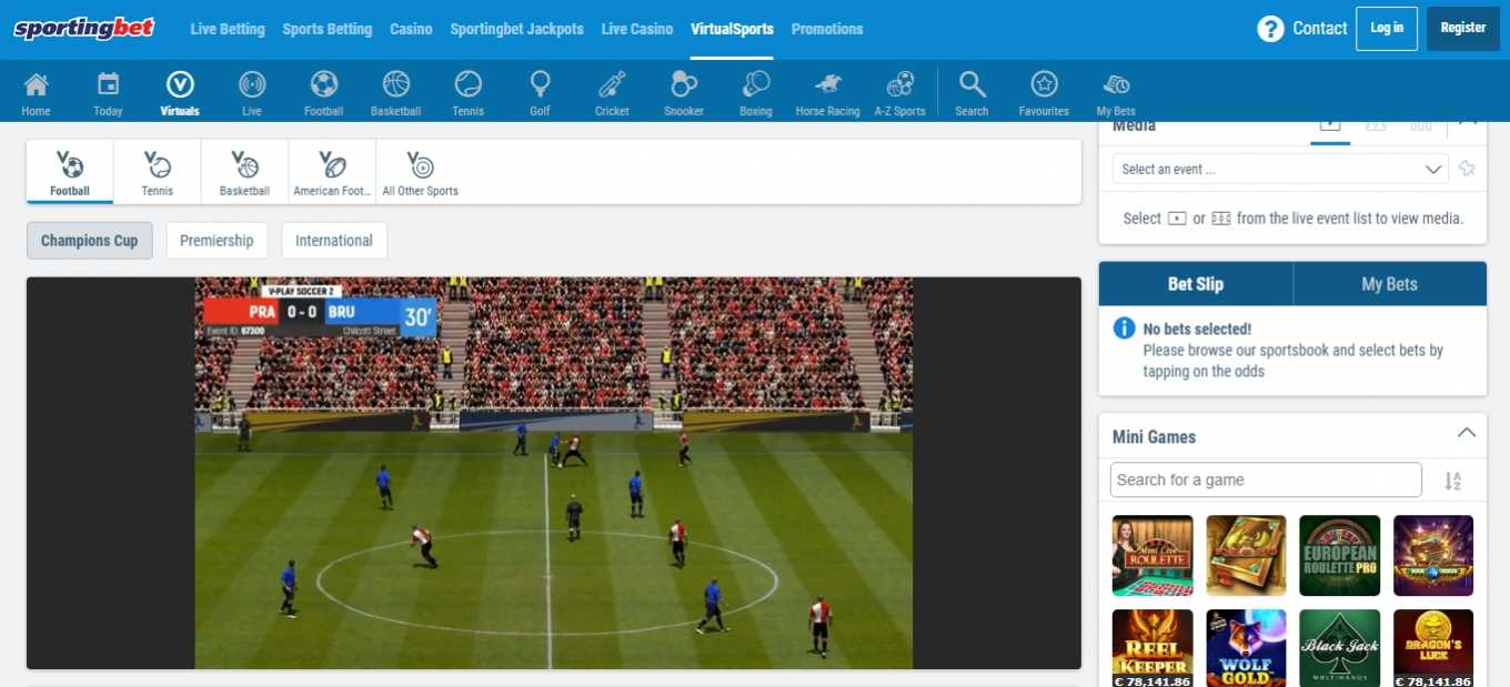 Prediction and tips sportingbet